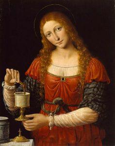 Marija Magdalietė Andrea Solari (apie 1524)